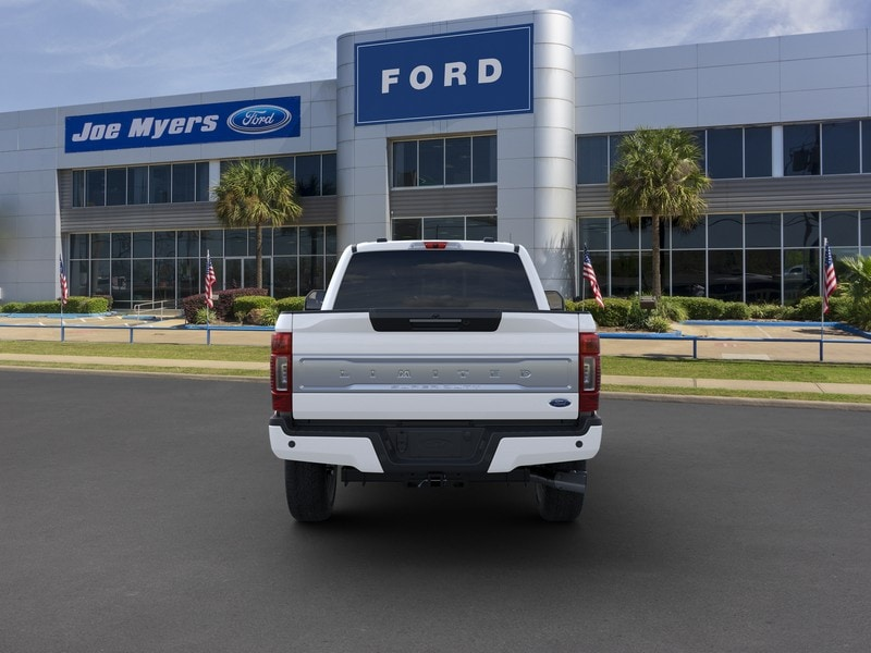 2020 Ford F-250 Crew Cab 4x4, Pickup #LEE43389 - photo 5