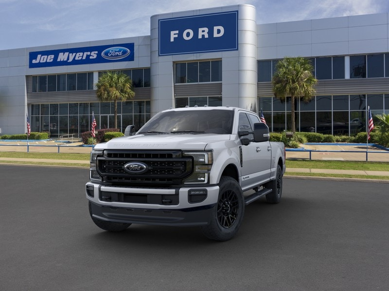 2020 Ford F-250 Crew Cab 4x4, Pickup #LEE53838 - photo 3