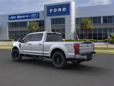 2020 Ford F-250 Crew Cab 4x4, Pickup #LEE53838 - photo 2