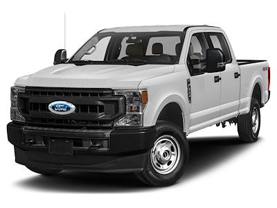 2020 Ford F-350 Crew Cab 4x4, Pickup #LEE59462 - photo 1