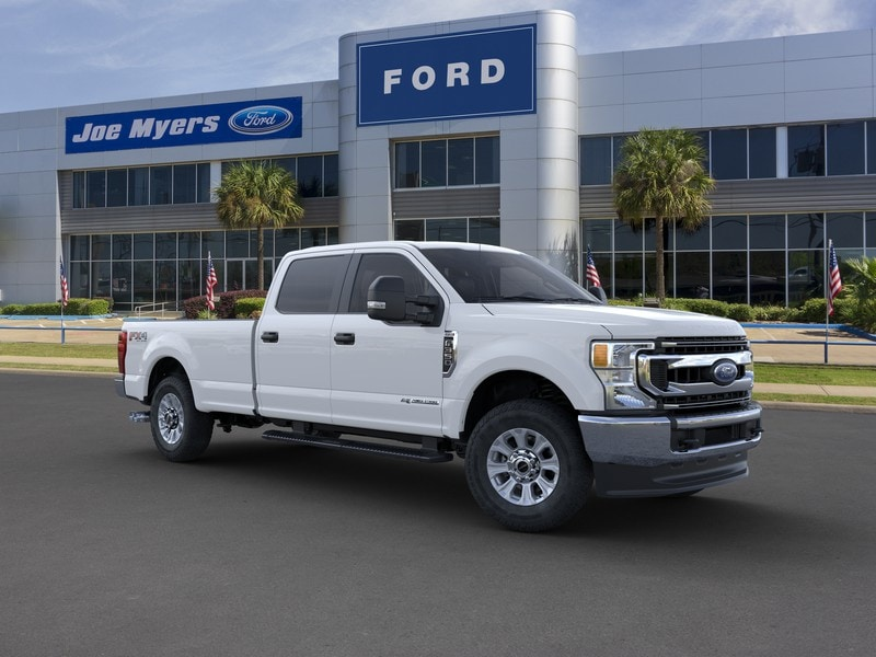 2020 Ford F-350 Crew Cab 4x4, Pickup #LEE59464 - photo 7