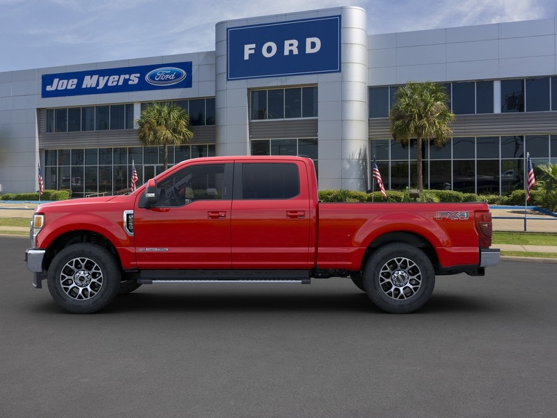 2020 Ford F-250 Crew Cab 4x4, Pickup #LEE74869 - photo 4