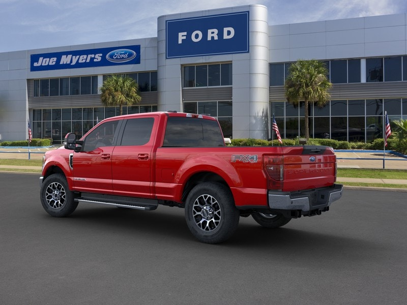 2020 Ford F-250 Crew Cab 4x4, Pickup #LEE74869 - photo 2