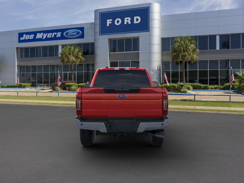 2020 Ford F-250 Crew Cab 4x4, Pickup #LEE74869 - photo 5
