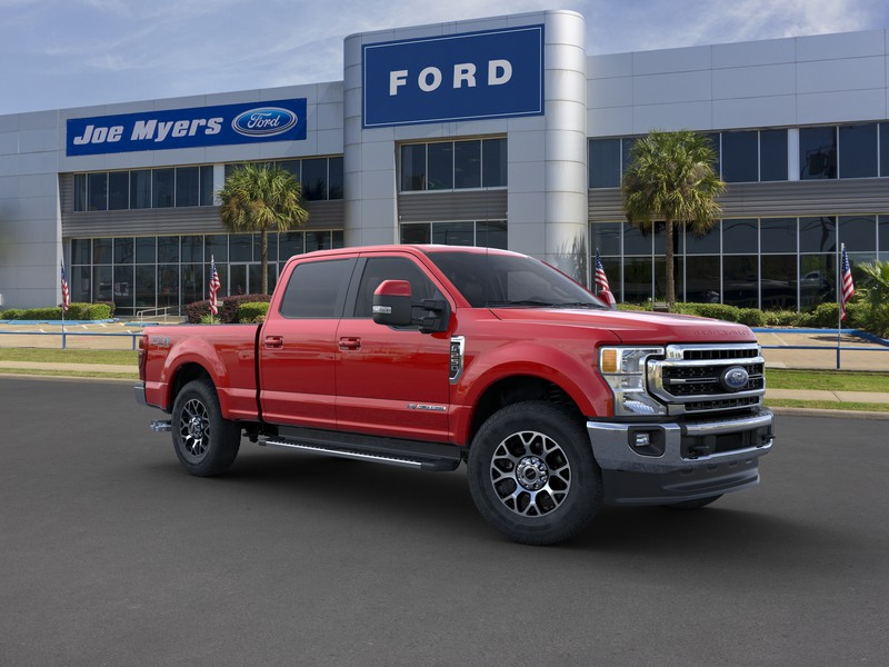 2020 Ford F-250 Crew Cab 4x4, Pickup #LEE74869 - photo 7