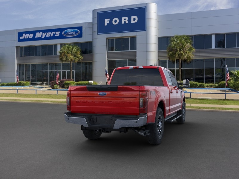 2020 Ford F-250 Crew Cab 4x4, Pickup #LEE74869 - photo 8