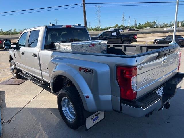 2020 Ford F-350 Crew Cab DRW 4x4, Pickup #LEE75205 - photo 5