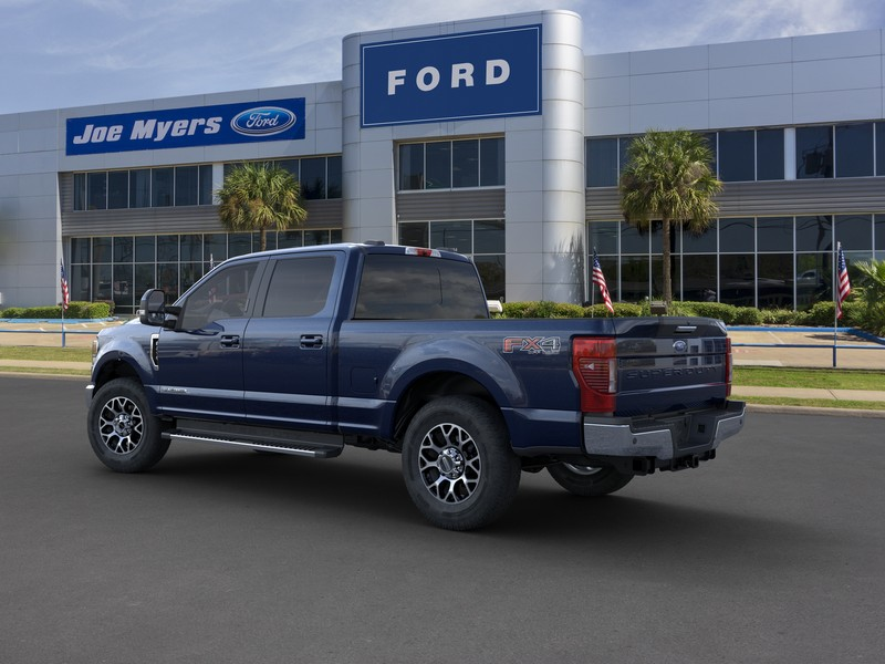2020 Ford F-250 Crew Cab 4x4, Pickup #LEE83988 - photo 2