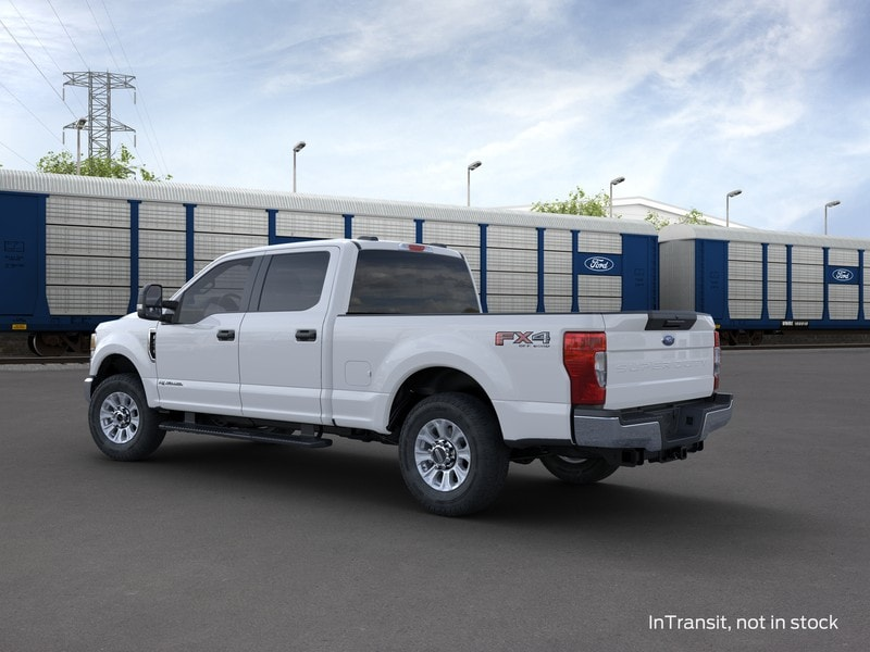 2020 Ford F-250 Crew Cab 4x4, Pickup #LEE94424 - photo 2