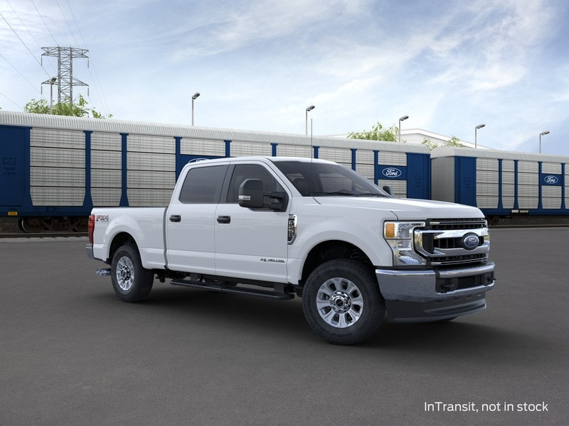 2020 Ford F-250 Crew Cab 4x4, Pickup #LEE94424 - photo 7