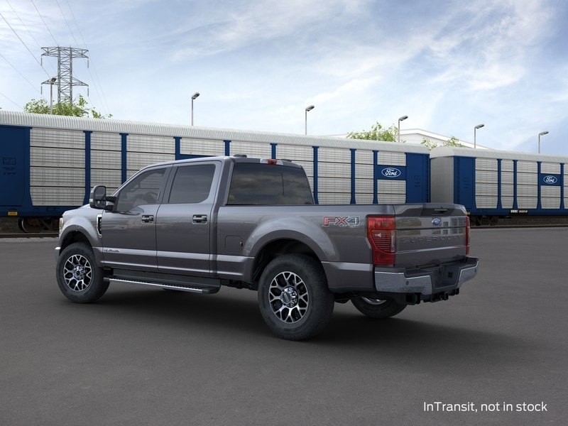 2020 Ford F-250 Crew Cab 4x4, Pickup #LEE94428 - photo 2