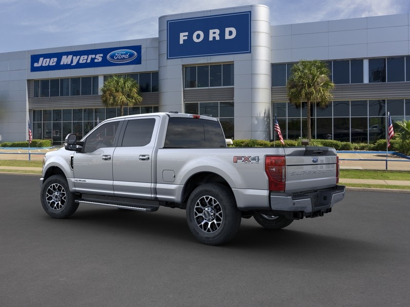 2020 Ford F-250 Crew Cab 4x4, Pickup #LEE94429 - photo 2