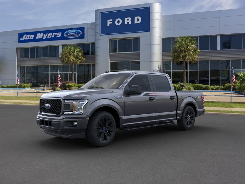 2020 F-150 SuperCrew Cab 4x2, Pickup #LFA13202 - photo 3