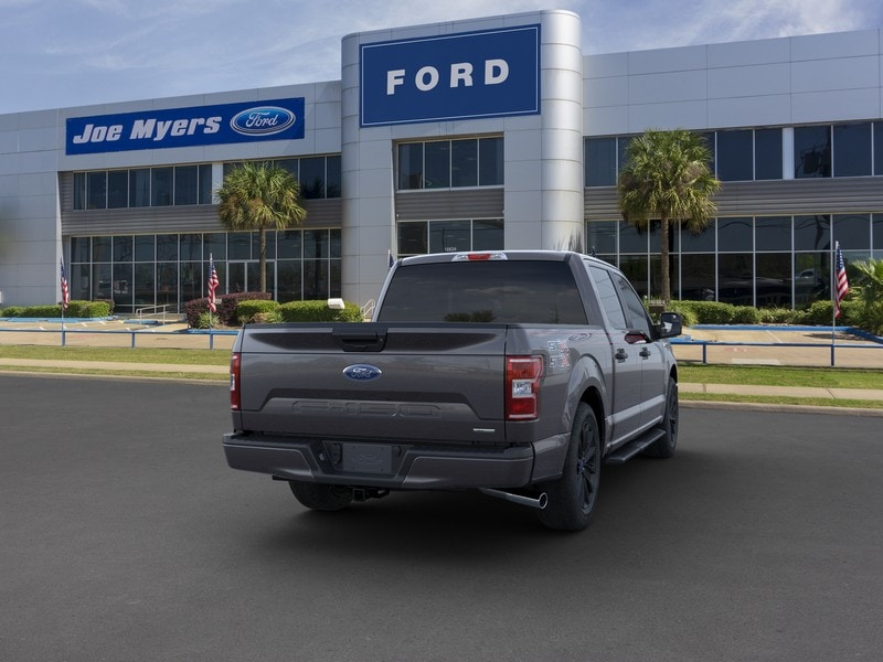 2020 F-150 SuperCrew Cab 4x2, Pickup #LFA13202 - photo 9