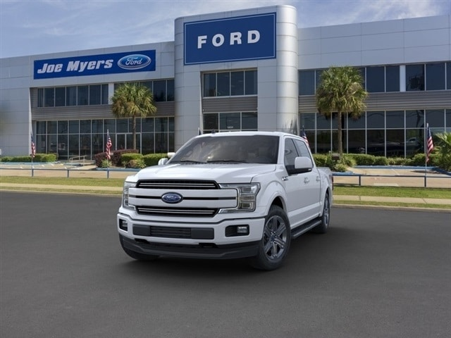 2020 F-150 SuperCrew Cab 4x4, Pickup #LFA13227 - photo 3