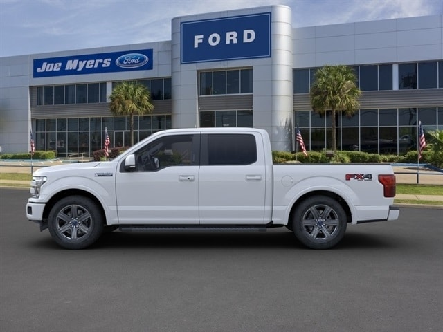2020 F-150 SuperCrew Cab 4x4, Pickup #LFA13227 - photo 4