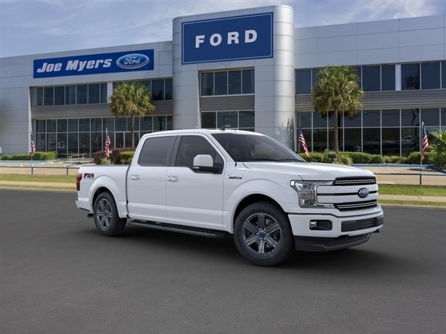 2020 F-150 SuperCrew Cab 4x4, Pickup #LFA13227 - photo 7