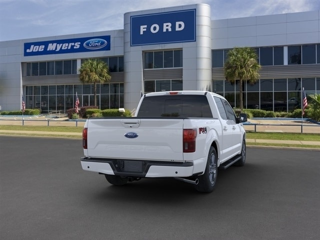 2020 F-150 SuperCrew Cab 4x4, Pickup #LFA13227 - photo 8