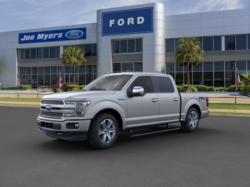 2020 F-150 SuperCrew Cab 4x4, Pickup #LFA93759 - photo 3