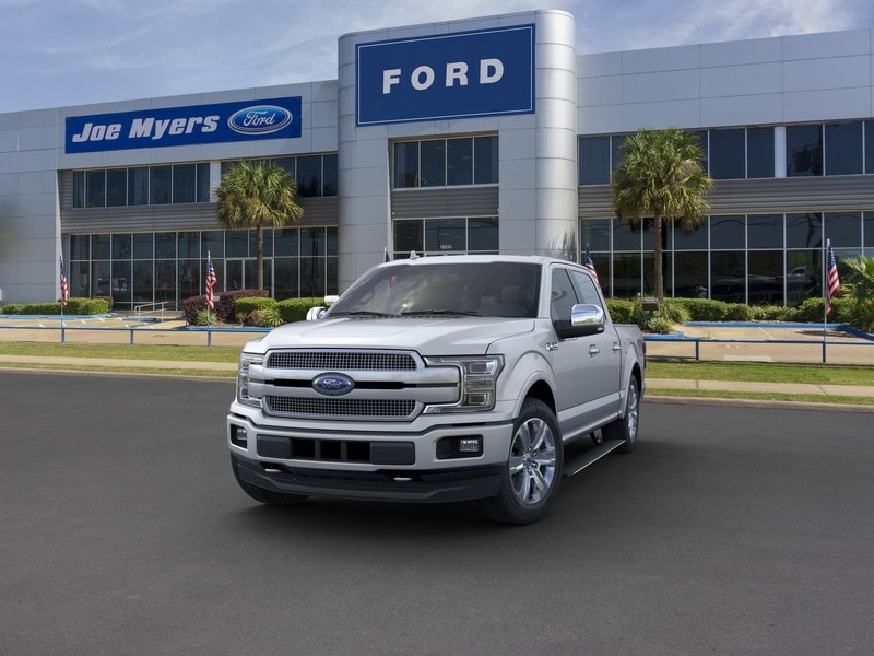 2020 F-150 SuperCrew Cab 4x4, Pickup #LFA93759 - photo 4