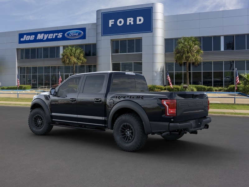 2020 F-150 SuperCrew Cab 4x4, Pickup #LFB08326 - photo 3