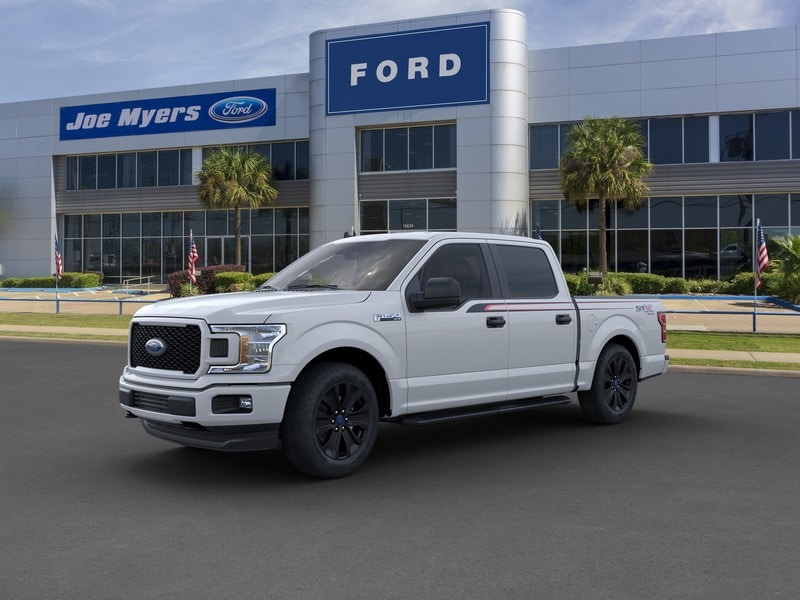 2020 F-150 SuperCrew Cab 4x4, Pickup #LFB15015 - photo 3