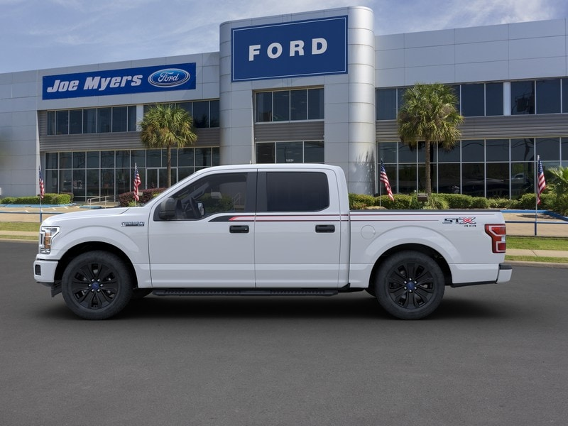 2020 F-150 SuperCrew Cab 4x4, Pickup #LFB15015 - photo 5