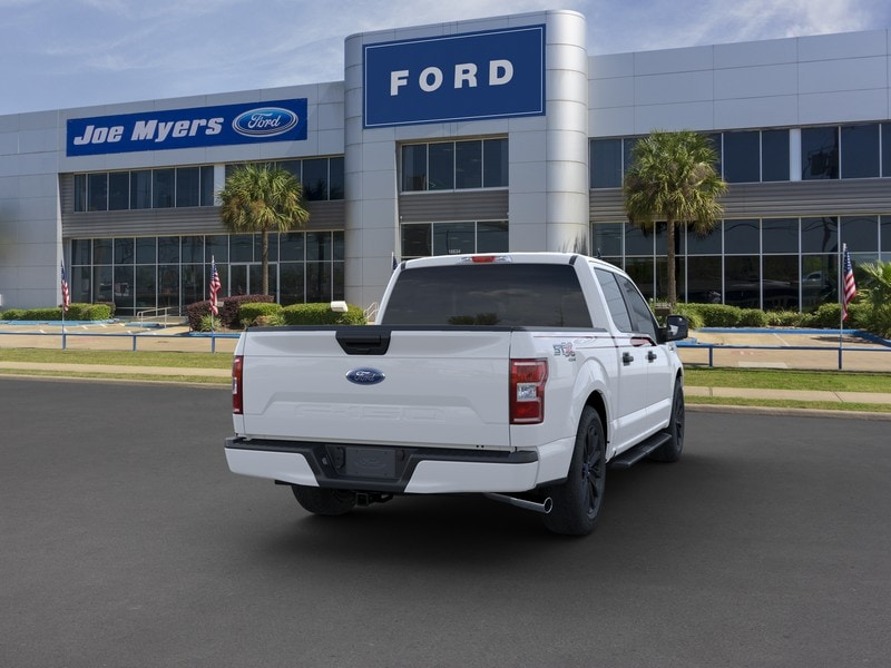 2020 F-150 SuperCrew Cab 4x4, Pickup #LFB15015 - photo 9
