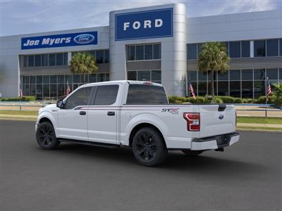 2020 F-150 SuperCrew Cab 4x4, Pickup #LFB15015 - photo 2