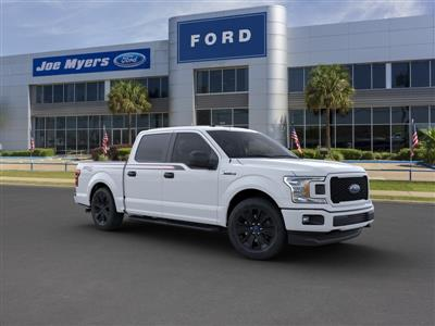 2020 F-150 SuperCrew Cab 4x4, Pickup #LFB15015 - photo 8