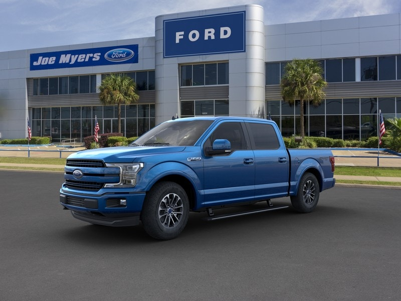 2020 Ford F-150 SuperCrew Cab 4x4, Pickup #LFB21086 - photo 11