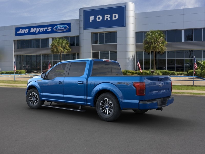 2020 Ford F-150 SuperCrew Cab 4x4, Pickup #LFB21086 - photo 14