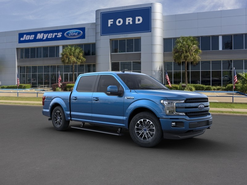 2020 Ford F-150 SuperCrew Cab 4x4, Pickup #LFB21086 - photo 17
