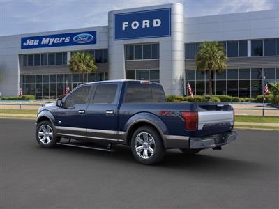 2020 Ford F-150 SuperCrew Cab 4x4, Pickup #LFB33023 - photo 2
