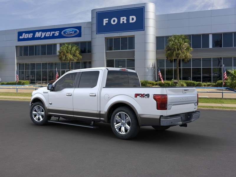 2020 Ford F-150 SuperCrew Cab 4x4, Pickup #LFB33024 - photo 2