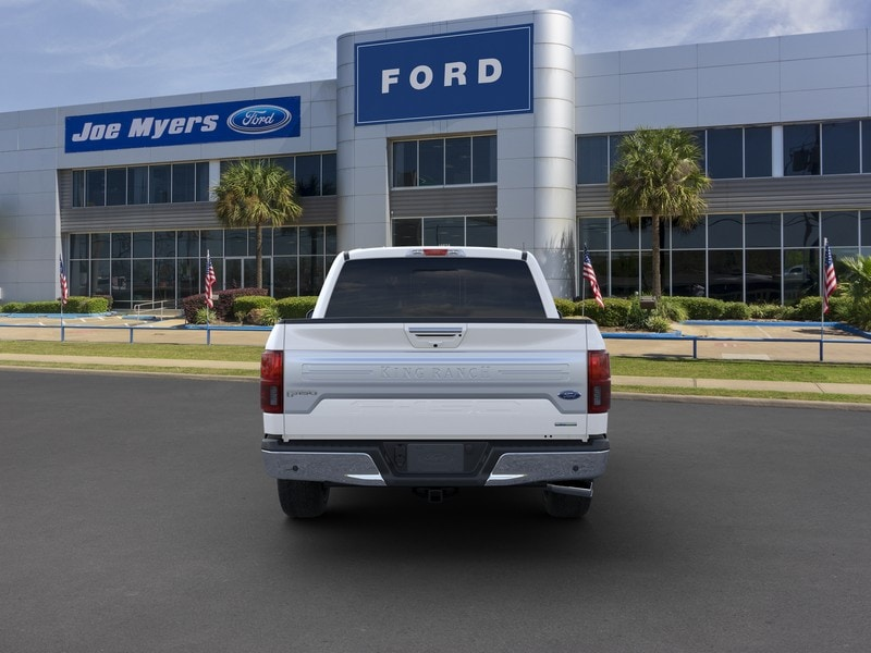 2020 Ford F-150 SuperCrew Cab 4x4, Pickup #LFB33024 - photo 4
