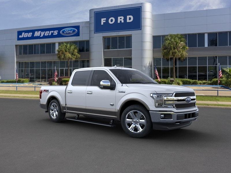 2020 Ford F-150 SuperCrew Cab 4x4, Pickup #LFB33024 - photo 19