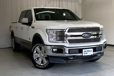 2020 Ford F-150 SuperCrew Cab 4x4, Pickup #LFB33024 - photo 3