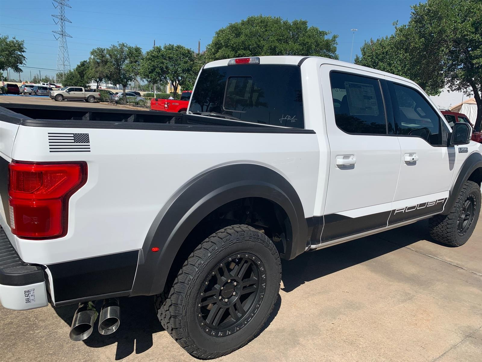 2020 Ford F-150 SuperCrew Cab 4x4, Pickup #LFB38881 - photo 3