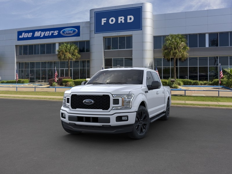 2020 Ford F-150 SuperCrew Cab 4x2, Pickup #LFB53720 - photo 3