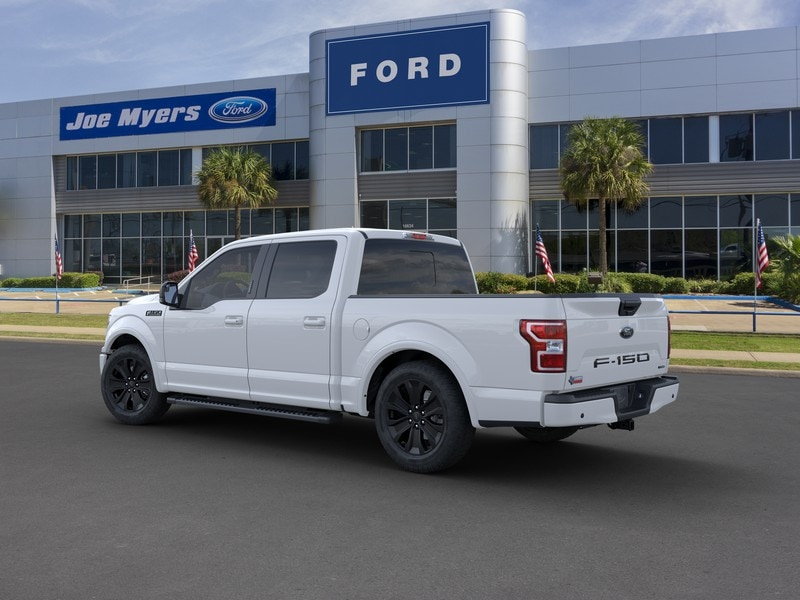2020 Ford F-150 SuperCrew Cab 4x2, Pickup #LFB53720 - photo 2