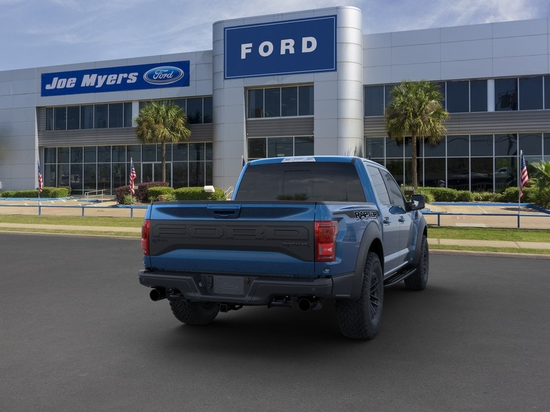 2020 F-150 SuperCrew Cab 4x4, Pickup #LFB66246 - photo 8
