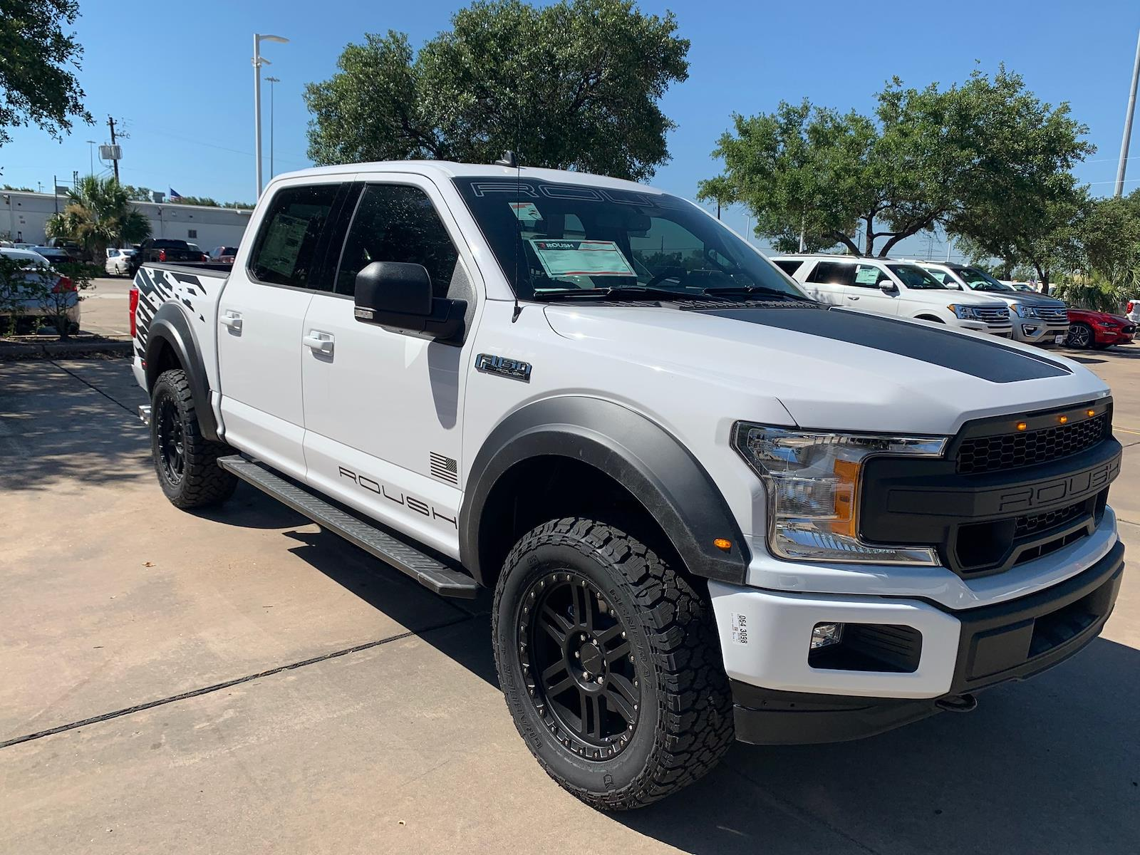 2020 Ford F-150 SuperCrew Cab 4x4, Pickup #LFB71151 - photo 4