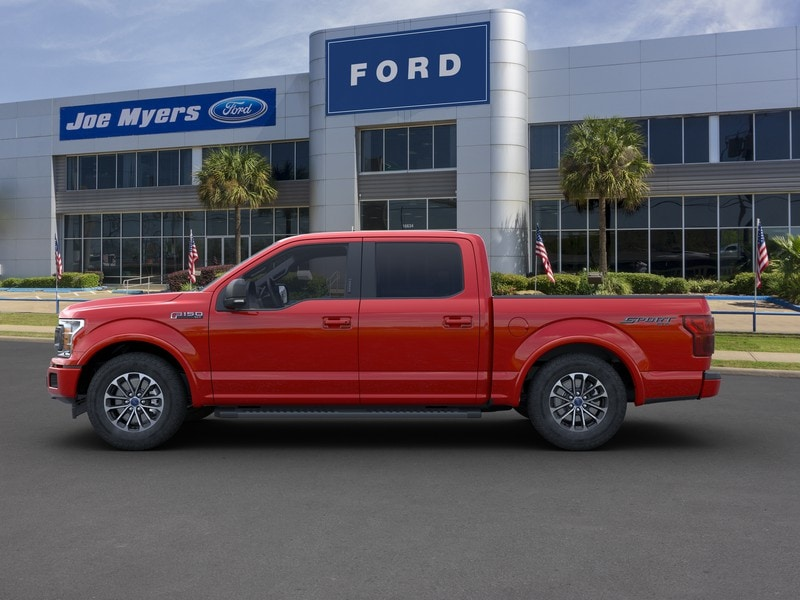 2020 Ford F-150 SuperCrew Cab 4x4, Pickup #LFB80011 - photo 27
