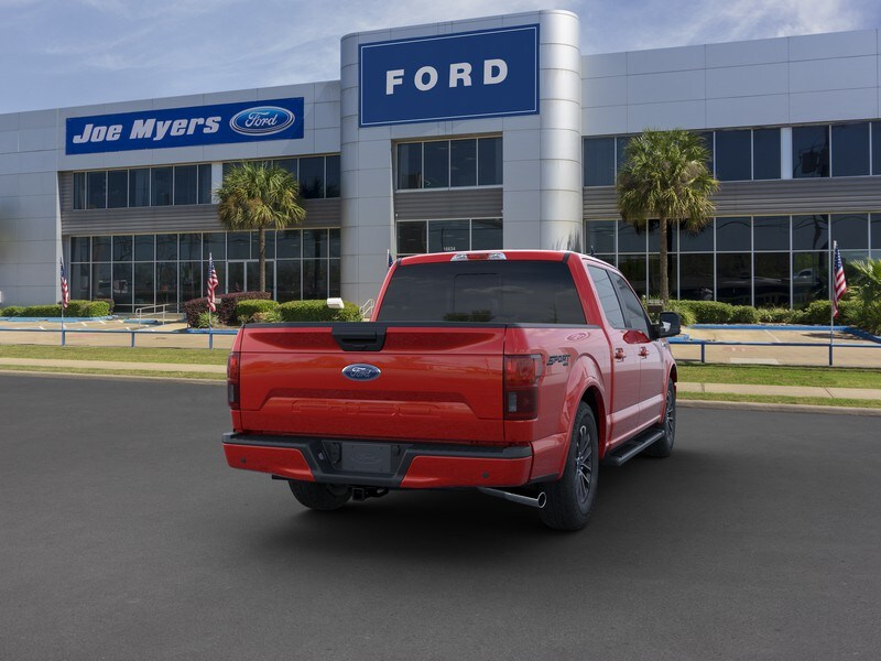 2020 Ford F-150 SuperCrew Cab 4x4, Pickup #LFB80011 - photo 6