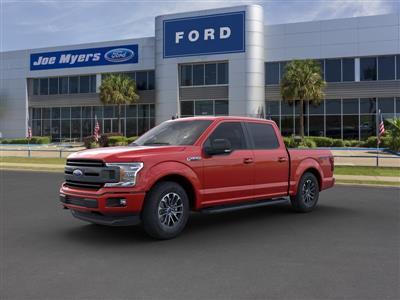 2020 Ford F-150 SuperCrew Cab 4x4, Pickup #LFB80011 - photo 1