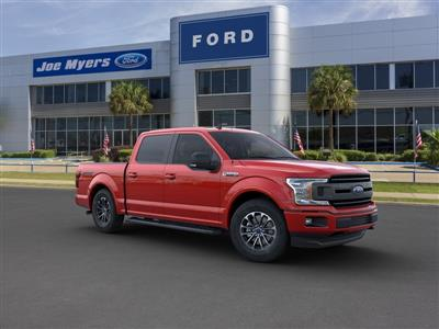 2020 Ford F-150 SuperCrew Cab 4x4, Pickup #LFB80011 - photo 28