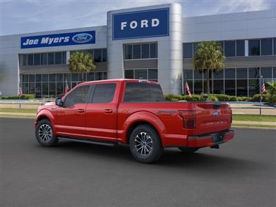 2020 Ford F-150 SuperCrew Cab 4x4, Pickup #LFB80011 - photo 2