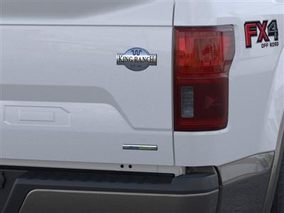 2020 Ford F-150 SuperCrew Cab 4x4, Pickup #LFC04446 - photo 21