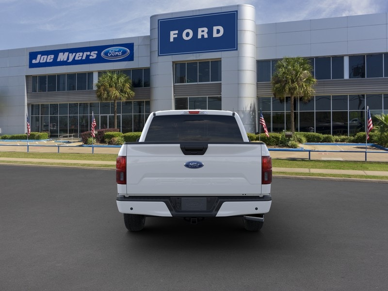 2020 Ford F-150 SuperCrew Cab 4x4, Pickup #LFC10467 - photo 4